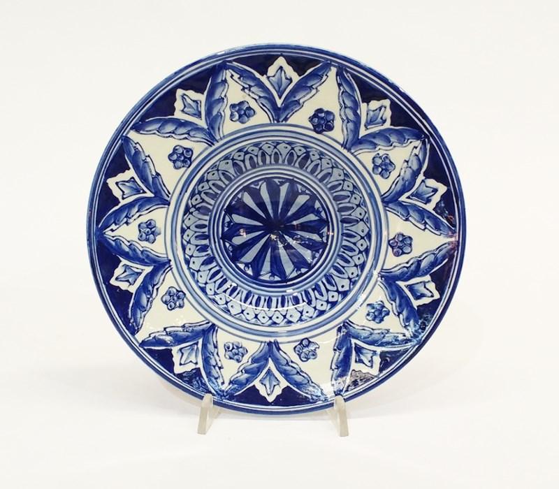 Piatto da muro Deruta Vario Ceramica dipinta a mano Ceramiche Ficola ...