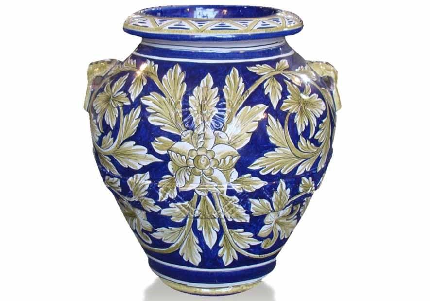 Vasi In Ceramica Di Deruta