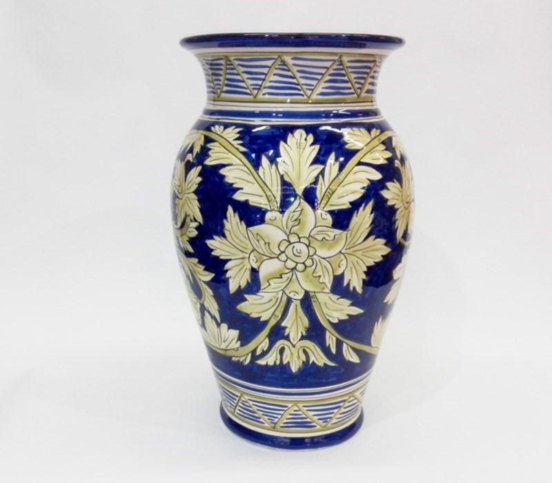 portaombrelli in ceramica di deruta