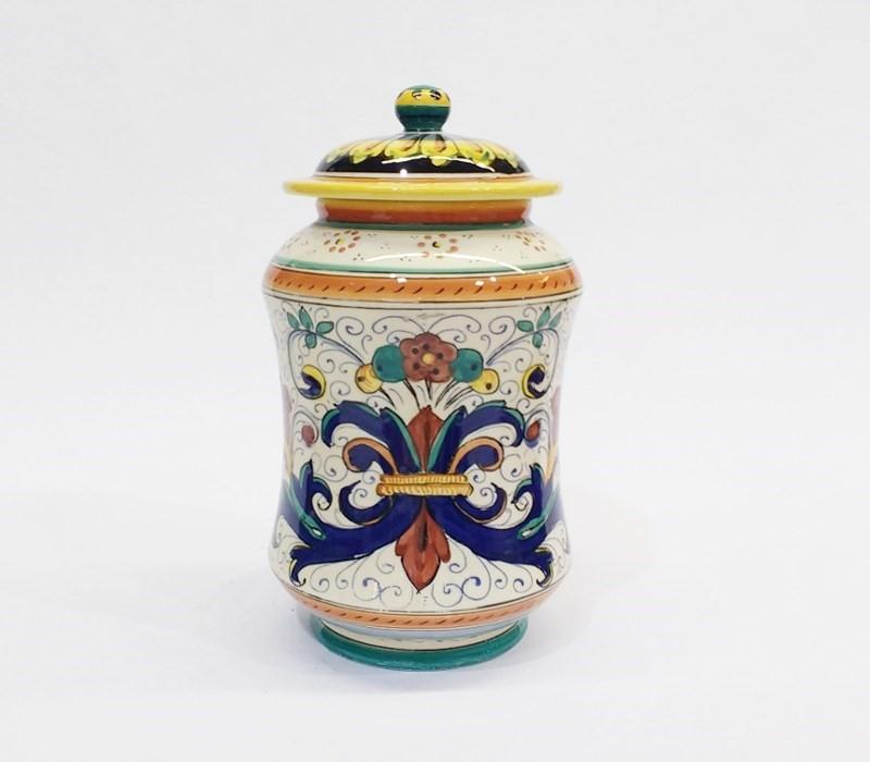 barattolo in ceramica