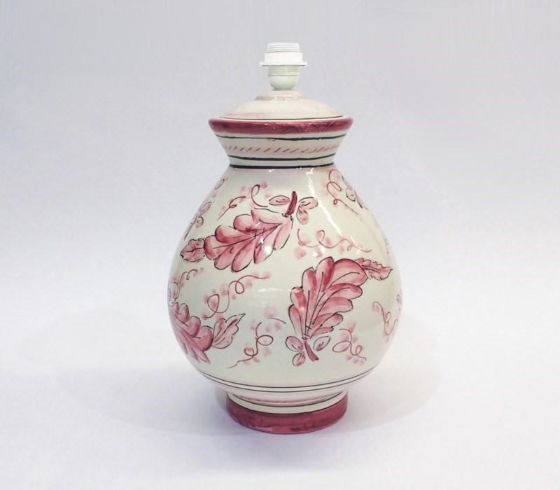 lampada ceramica
